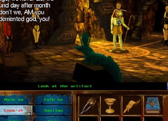 How Harlan Ellison's Most Famous Short Story Became An Amazing Video Game