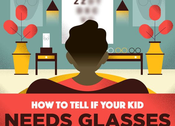 How to Tell if Your Kid Needs Glasses   FramesDirect.com