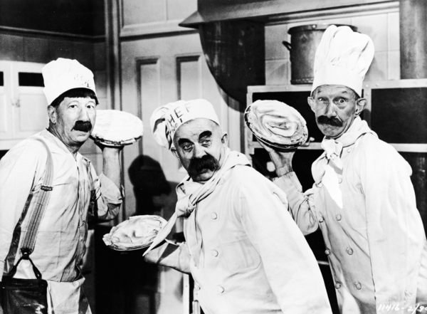 How Pie-Throwing Became a Comedy Standard - Gastro Obscura