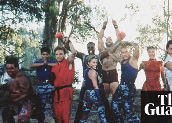 'I punched him so hard he cried': inside the Street Fighter movie | Games | The Guardian