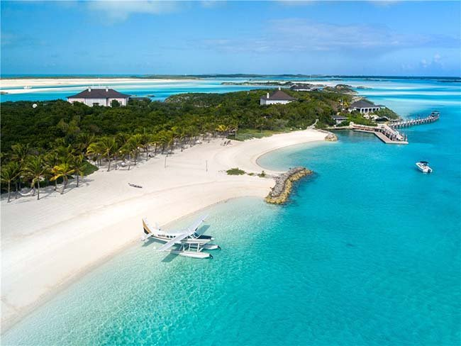Little Pipe Cay, This Piece Of Paradise Could Be Yours For Only $85 Million
