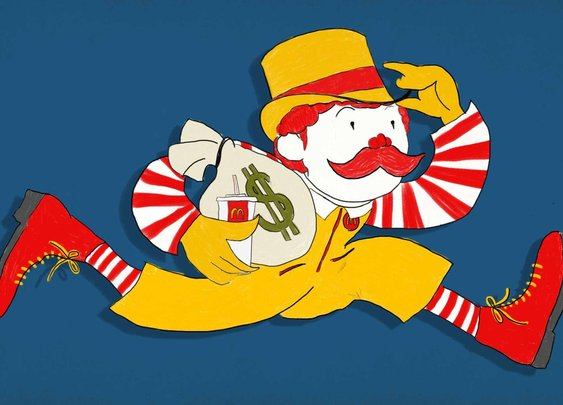 How an Ex-Cop Rigged McDonald's Monopoly Game and Stole Millions