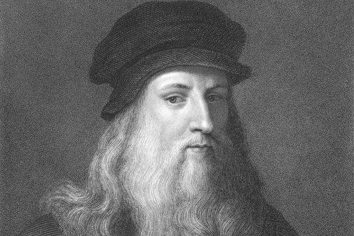 Leonardo Da Vinci's To Do List (Circa 1490)