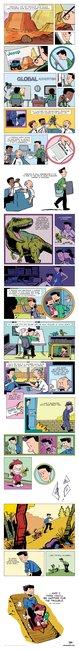 BILL WATTERSON: A cartoonist's advice
