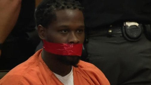 Ohio judge orders chatty defendant's mouth taped for sentencing | Fox News