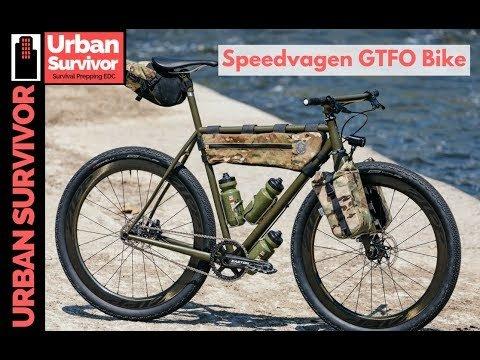 The Ultimate Survival Bike is the Speedvagen GTFO Bike - YouTube