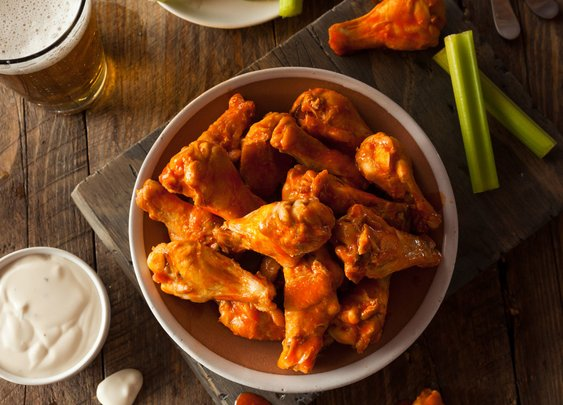 Western New York Has an Official 'Buffalo Wing Trail' | Food