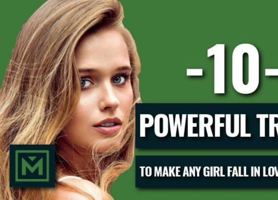 How to Make ANY Girl Fall in Love with You FAST! - YouTube