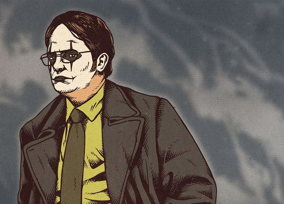 A Catalog of Dwight Schrute's Battles on 'The Office' - The Ringer