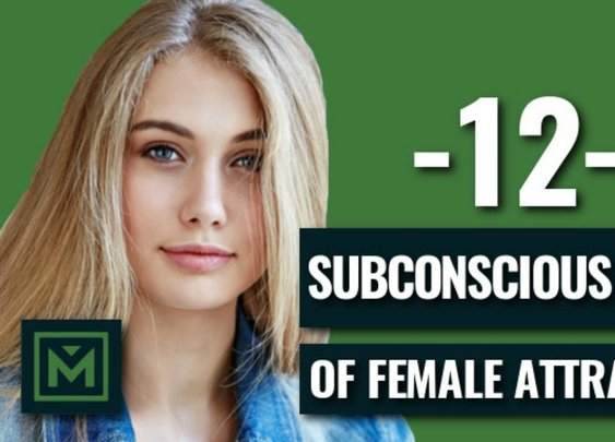 12 Subconscious Signs of Attraction - How to Know if a Girl Likes You (INSTANTLY) - YouTube