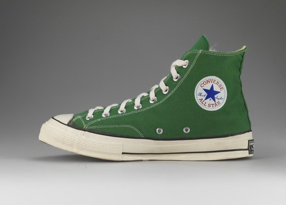 Meet Chuck Taylor: The Man Behind The All Star | Only A Game