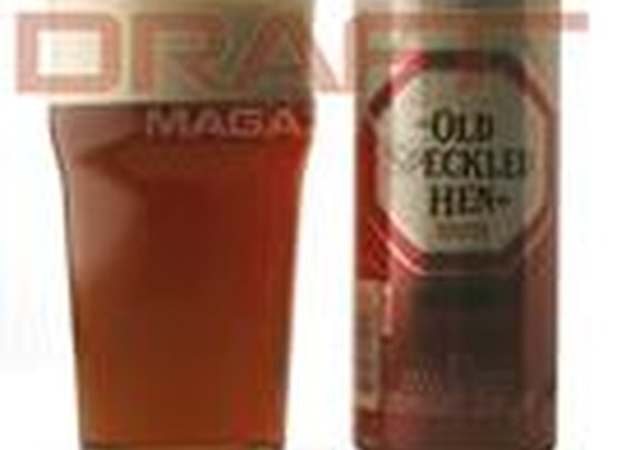 Old Speckled Hen by Morland Brewery |  DRAFT Magazine