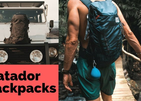 Matador Backpacks - The Best for EDC, Travel, Hiking and Adventures - YouTube
