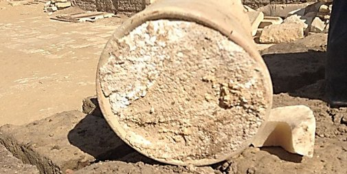 Researchers Find 3,000 Year Old Cheese