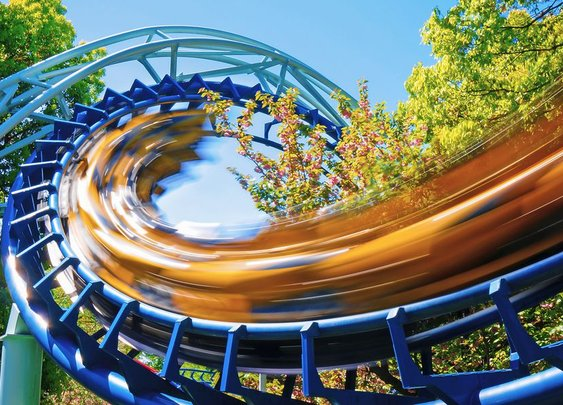 From Death Traps to Disneyland: The 600-Year History of the Roller Coaster