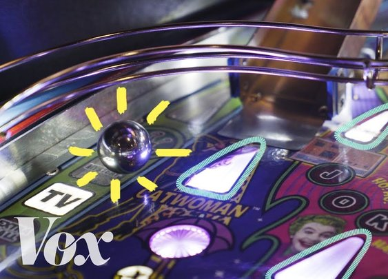 Pinball isn't as random as it seems - YouTube