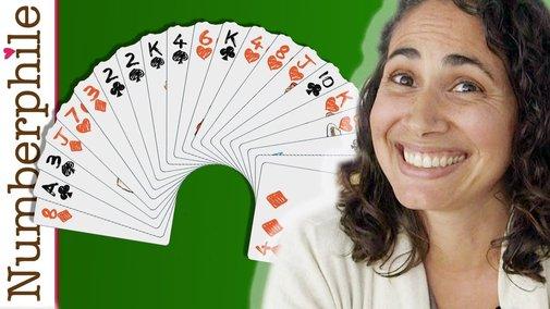 Math-based Card Trick