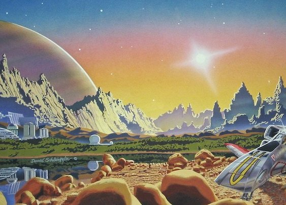 The Encyclopedia of Science Fiction is the Best Place on the Internet | Literary Hub