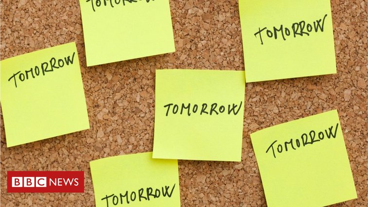 Procrastination Is More About Managing Emotions Than Time