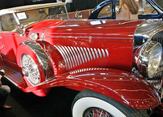 The Rise and Fall of Duesenberg, America's Most Luxurious Race Car