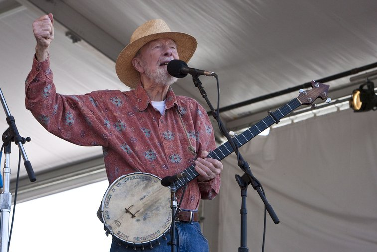 New Demo of Pete Seeger's Early Demo of 'Turn! Turn! Turn!' – Rolling Stone