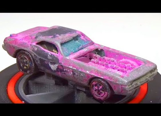 Extreme Redline Restoration: Hot Wheels 1971 Bye-Focal - YouTube