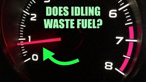 Americans Have No Idea How Much Fuel Idling Uses - YouTube