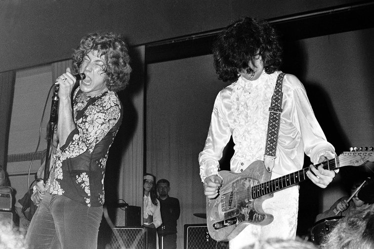 How Jimmy Page Formed Led Zeppelin – Rolling Stone