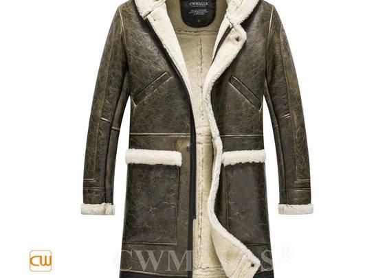9aac6c4924ab9 Custom Sheepskin Coats Jackets