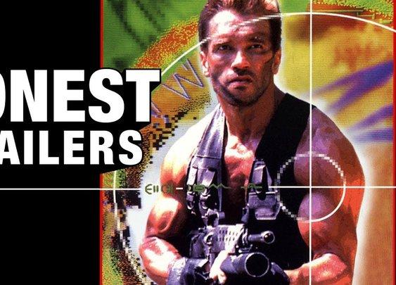 Honest Trailers - Predator (1987)