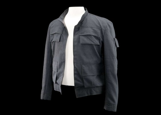 Han Solo's $1.3 Million Empire Strikes Back Jacket Went Ignored on a Rack for Decades | Mental Floss