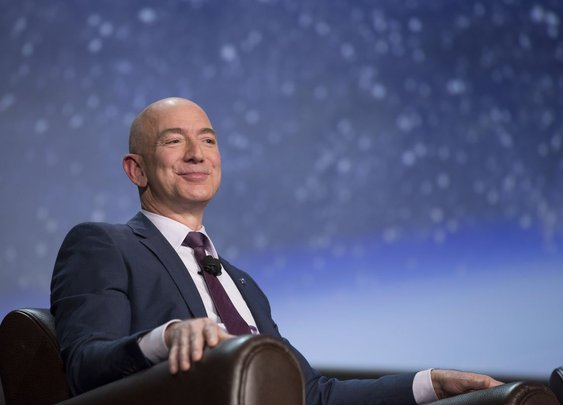 Jeff Bezos Starts $2 Billion Day One Fund to Help Homeless, Kids