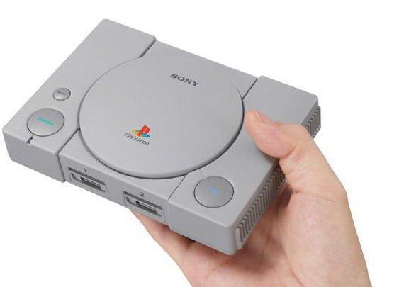New PlayStation - Original PlayStation Released in Mini Form