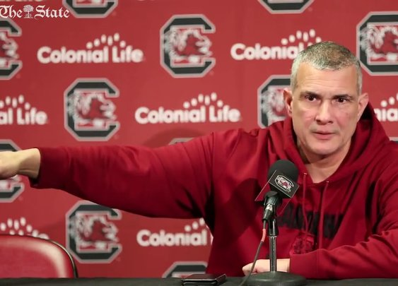 Frank Martin on Parents Coaching From the Stands
