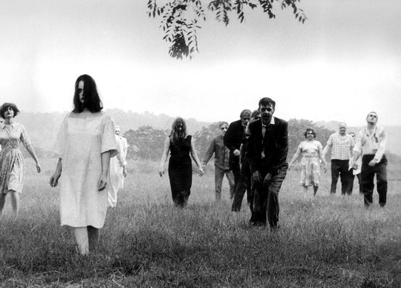 Zombie Apocalypse Now: 'Night of the Living Dead' at 50 – Rolling Stone