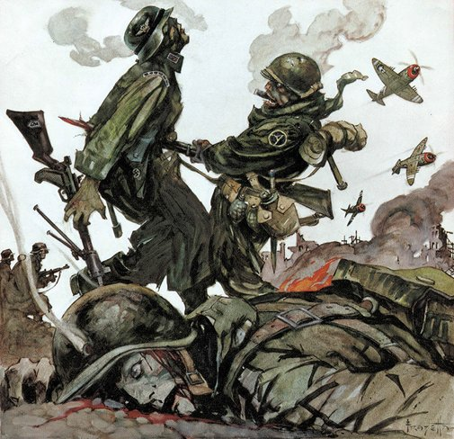 When the U.S. Army Banned a Comic Book About War - Print Magazine