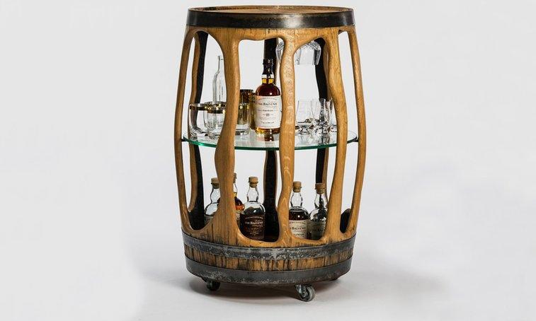 Balvenie Bar Cart
