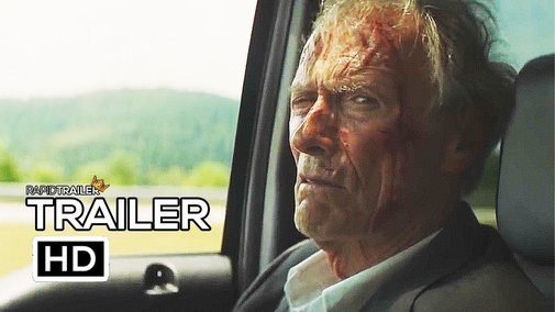 THE MULE Official Trailer (2018) Clint Eastwood, Bradley Cooper Movie HD
