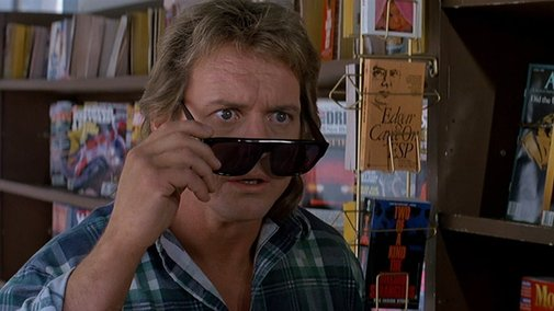 Magic Sunglasses That Block Screens