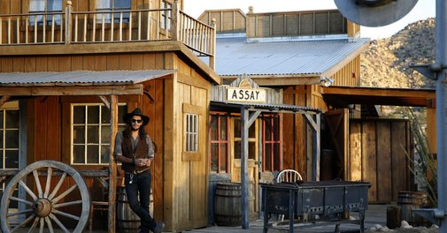Buy this Wild West town for $1.5M