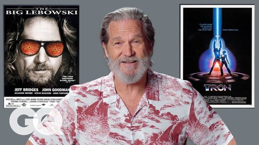 Jeff Bridges Breaks Down His Most Iconic Characters | GQ - YouTube