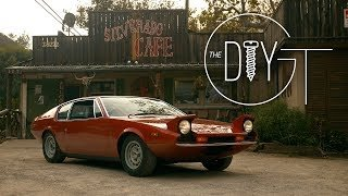 1970 Sinthesis 2000 Berlinetta: The DIY GT