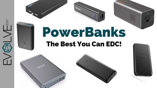 The 7 Best Power Banks for Everyday Carry! - YouTube