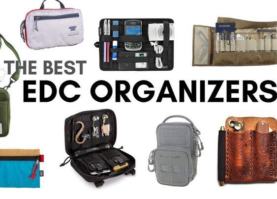 The Best Everyday Carry Gear Organizers - YouTube