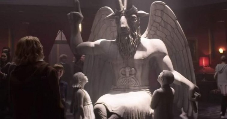 Satanists are suing Netflix over 'The Chilling Adventures of Sabrina'