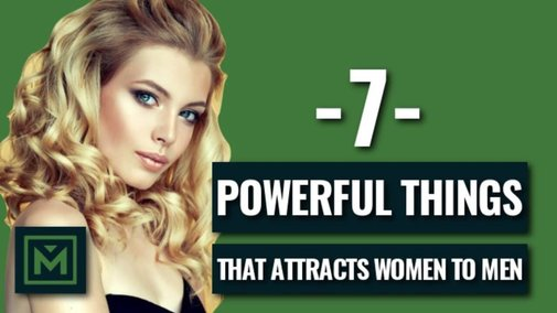 7 HIGHLY Attractive Things Guys Do - THIS is What Attracts Women to Men (FAST) - YouTube