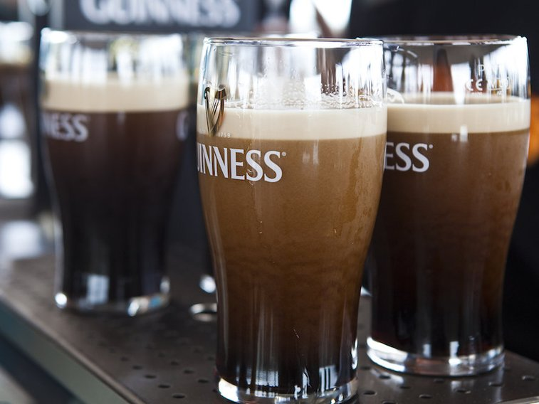 Guinness to Release a Stout Aged in Bulleit Bourbon Barrels