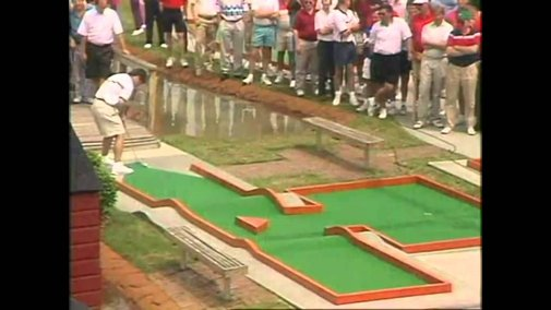 The 1992 Putt Putt Golf Skins Game