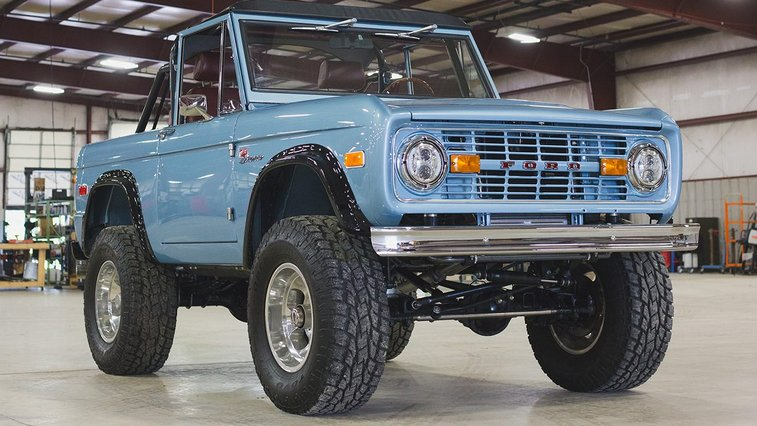 Brand-new classic Ford Broncos now on sale   Fox News