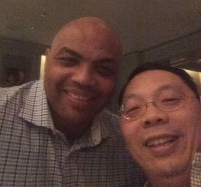 My Dad's Friendship With Charles Barkley